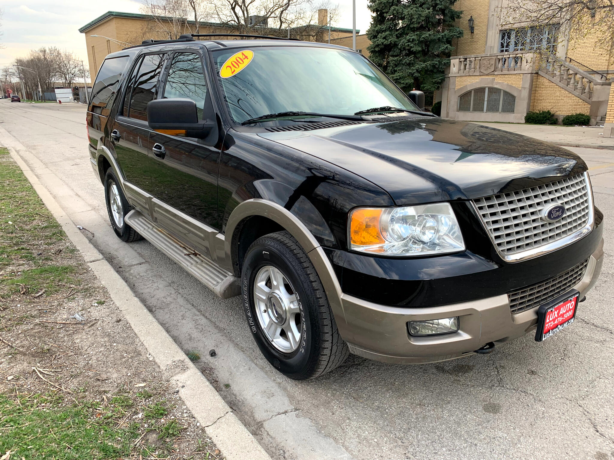 2004 Ford Expedition 5.4L Eddie Bauer 4WD