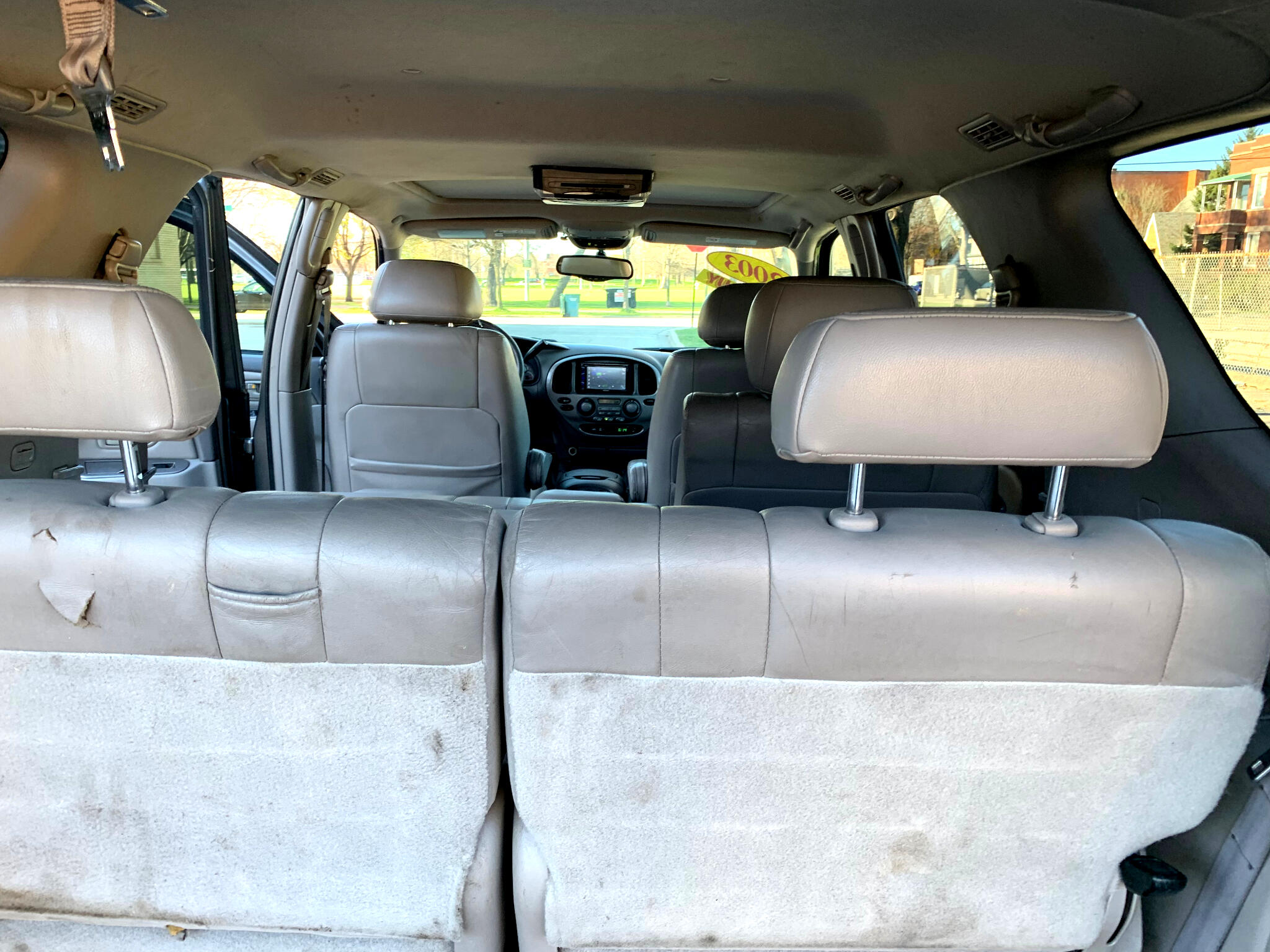 2003 Toyota Sequoia 4dr Limited 4WD (Natl)