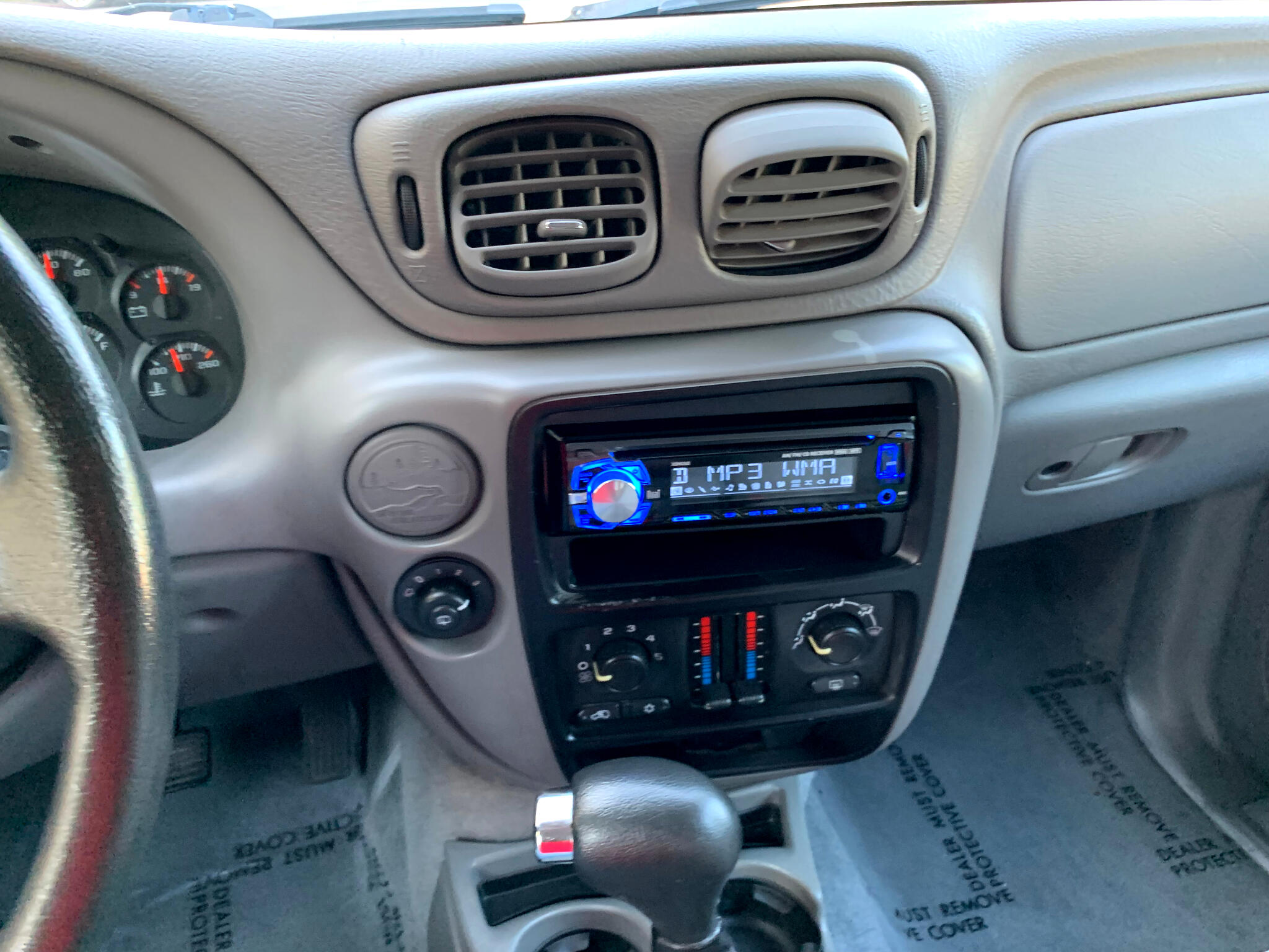 2005 Chevrolet TrailBlazer 4dr 2WD LS