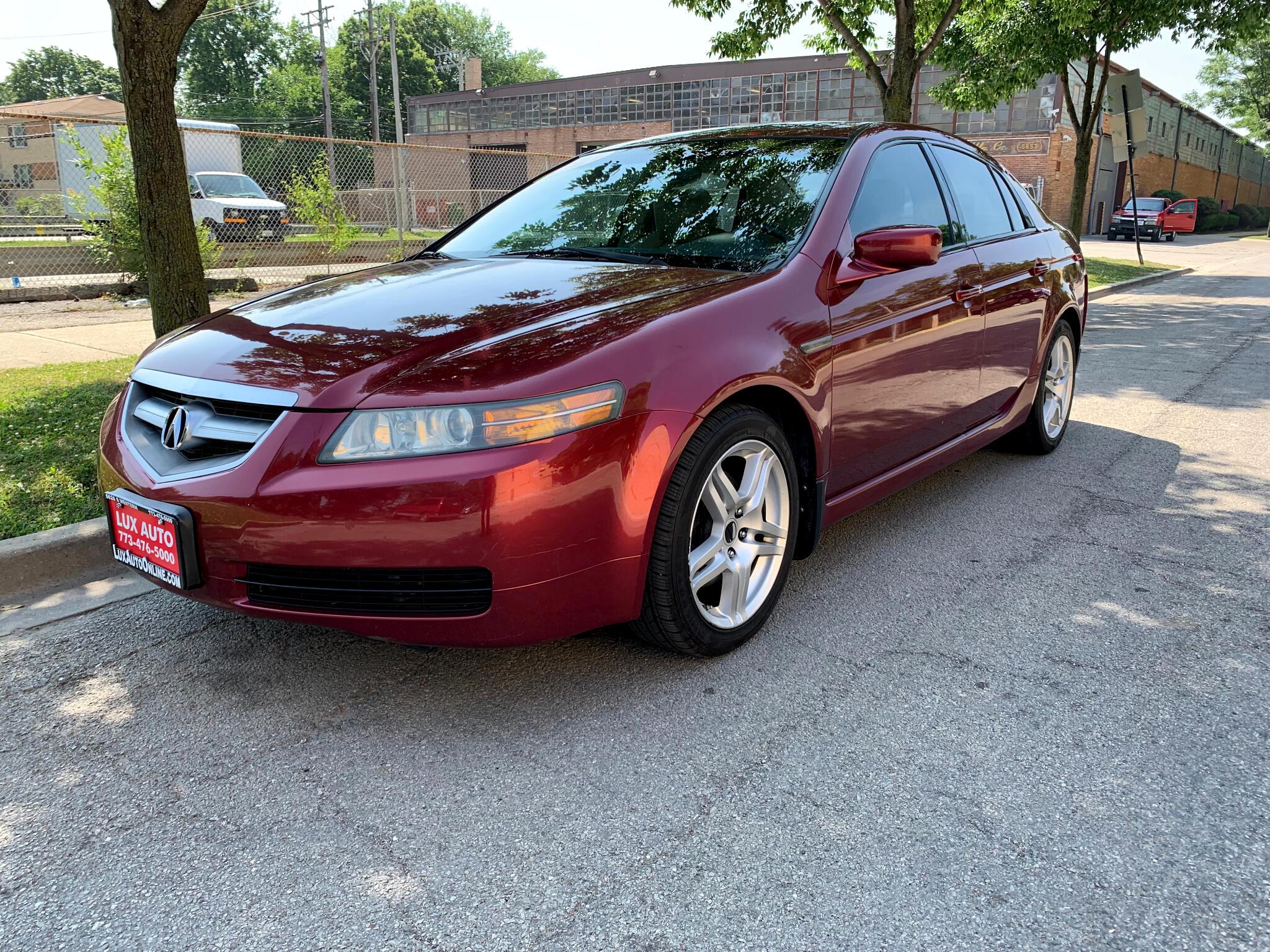 2004 Acura TL 4dr Sdn 3.2L Auto