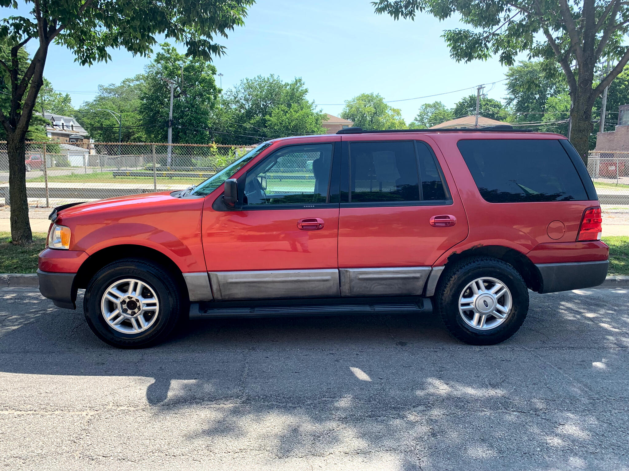 2003 Ford Expedition 5.4L XLT FX4 Off-Road 4WD