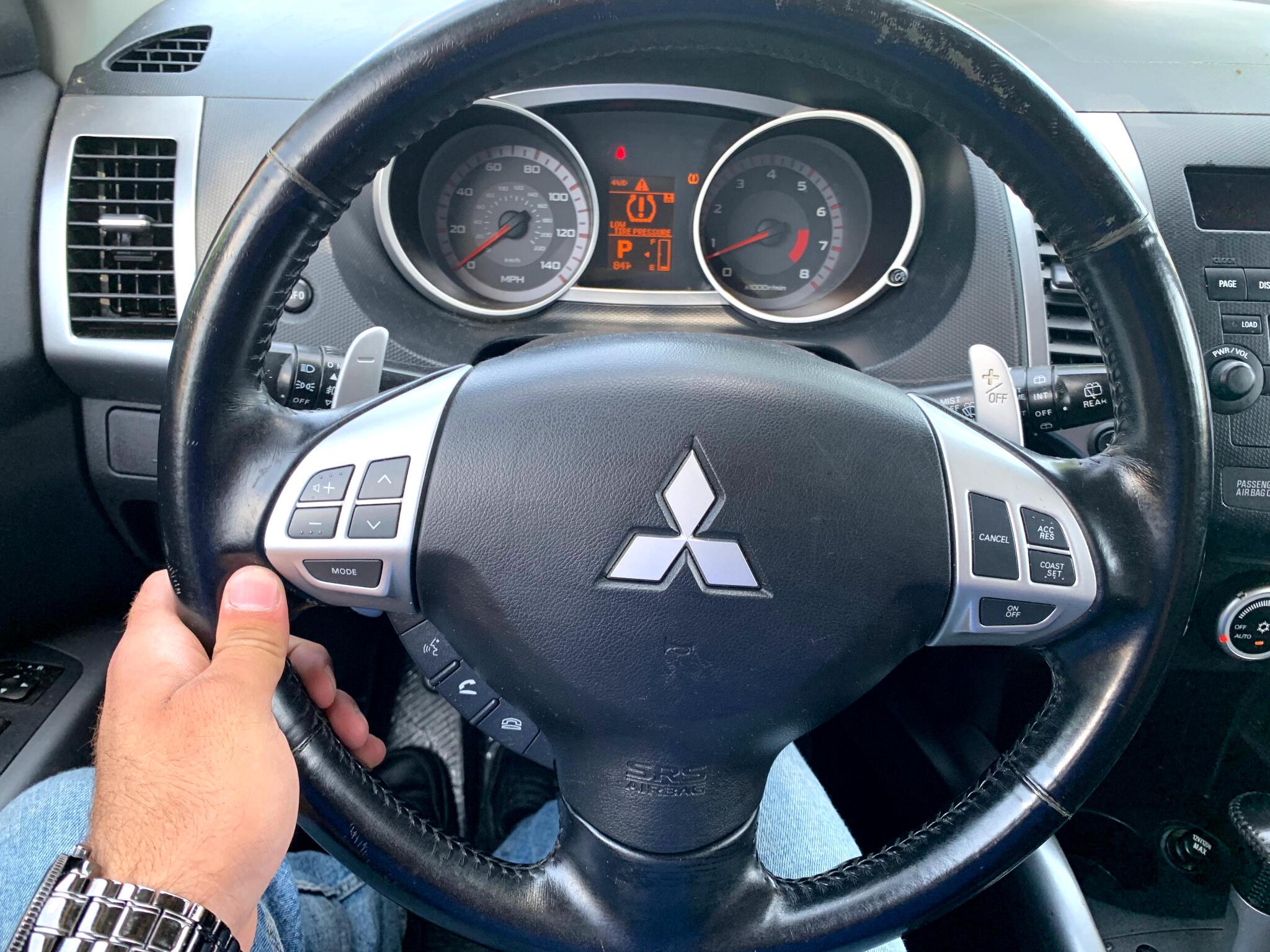 2007 Mitsubishi Outlander AWD 4dr XLS