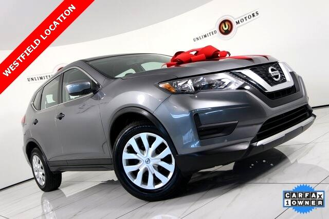 2017 Nissan Rogue S 2WD