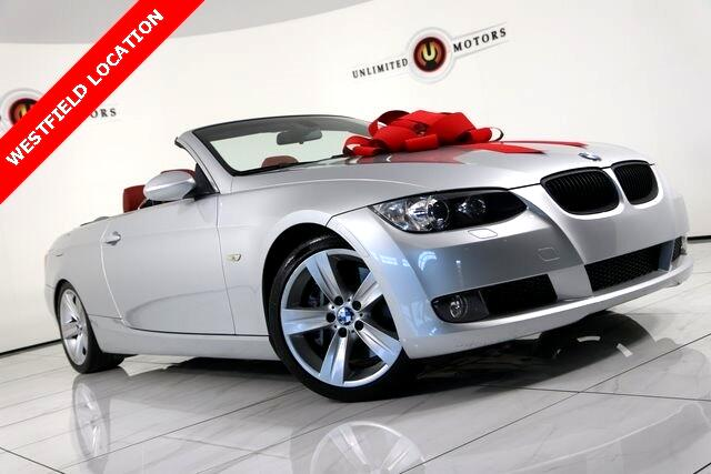 2007 BMW 3-Series 335i Convertible
