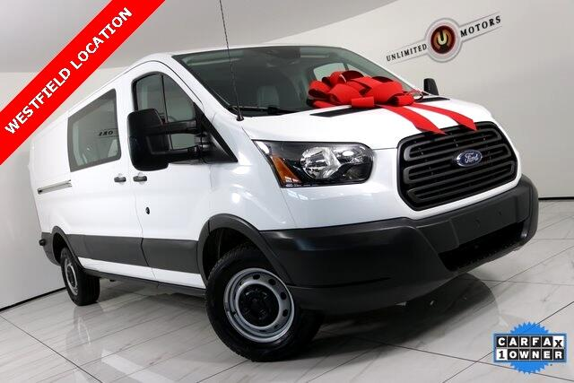 2015 Ford Transit 350 Van Low Roof w/Sliding Pass. 148-in. WB