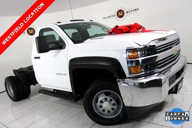 2015 Chevrolet Silverado 3500HD Work Truck Long Box 4WD