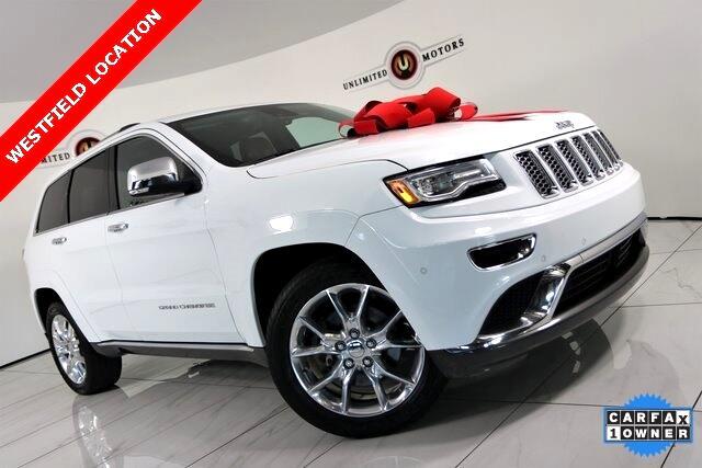 2015 Jeep Grand Cherokee Summit 4WD