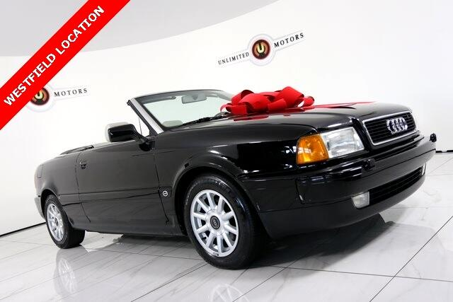 1997 Audi Cabriolet Convertible