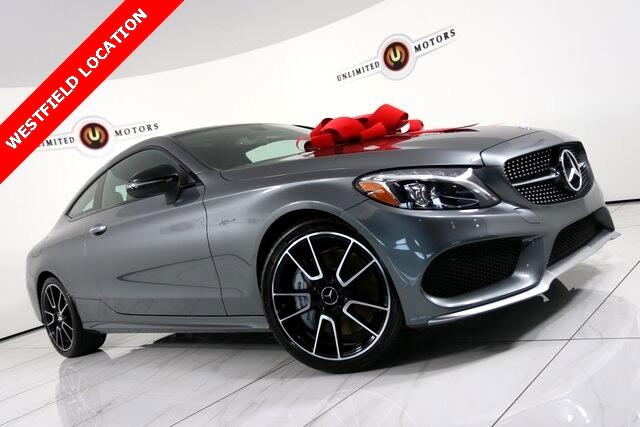 2017 Mercedes-Benz C-Class AMG43 Coupe