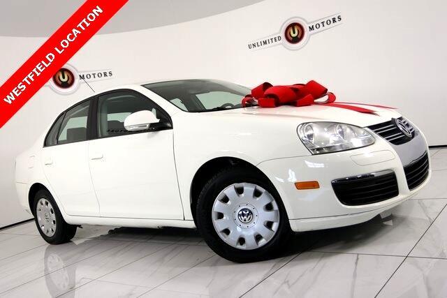 2007 Volkswagen Jetta 2.5L