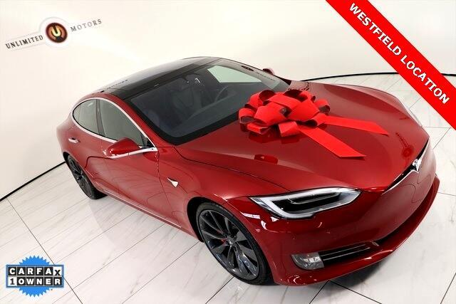 2017 Tesla Model S P100D AWD
