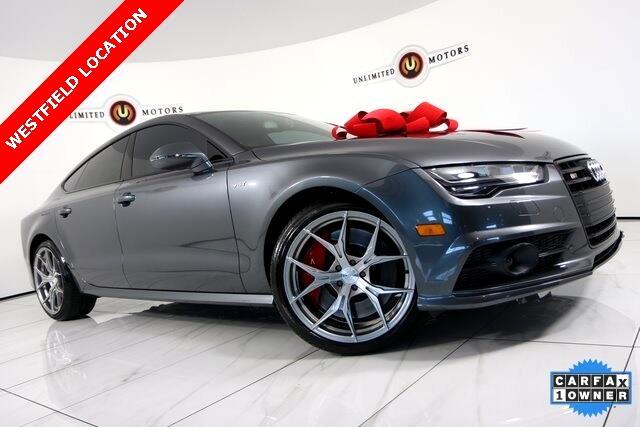 2018 Audi S7 Premum Plus quattro
