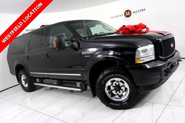 2004 Ford Excursion Limited 6.0L 4WD