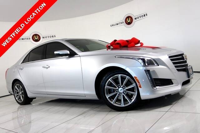 2017 Cadillac CTS 2.0L Turbo Luxury AWD