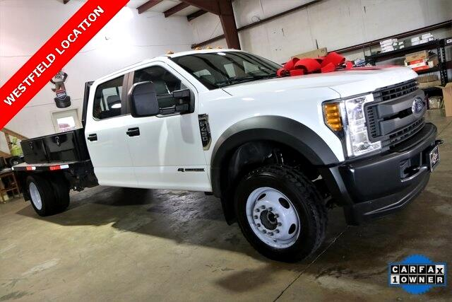 2017 Ford F-450 SD Crew Cab DRW 4WD