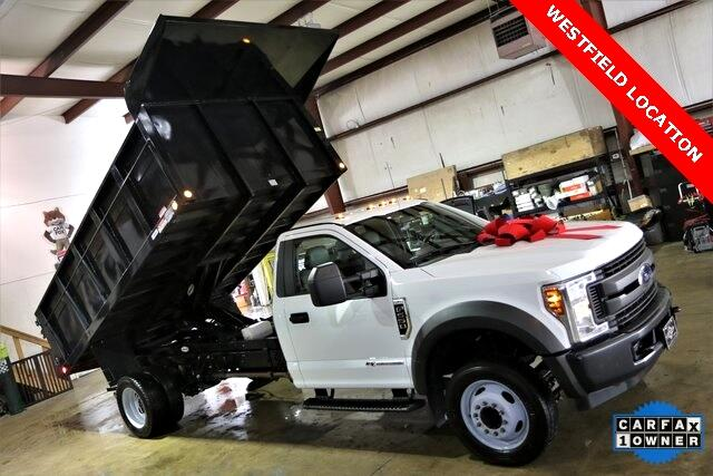 2018 Ford F-550 Regular Cab DRW 2WD