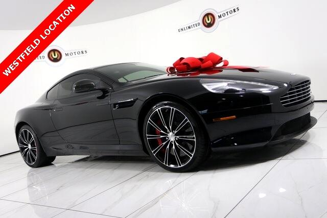 2015 Aston Martin DB9 Coupe