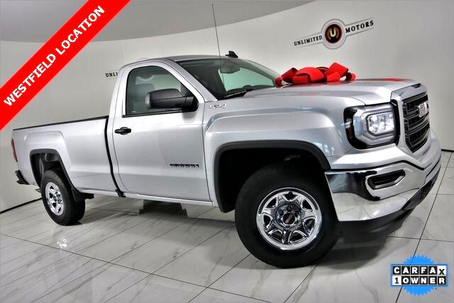 2016 GMC Sierra 1500 Base Long Box 4WD