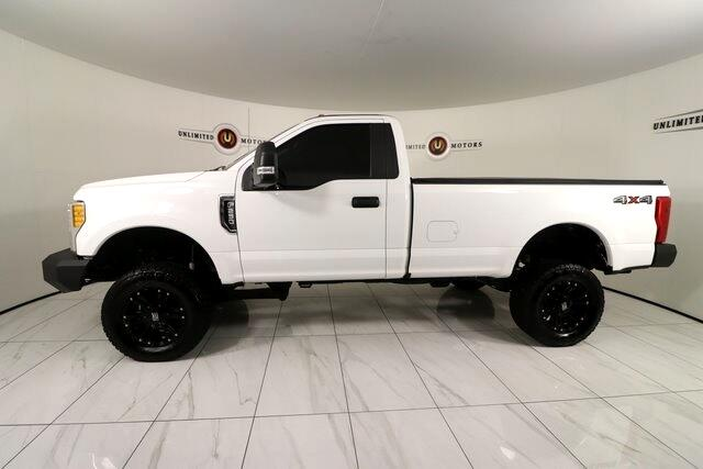2017 Ford F-250 SD XL 4WD