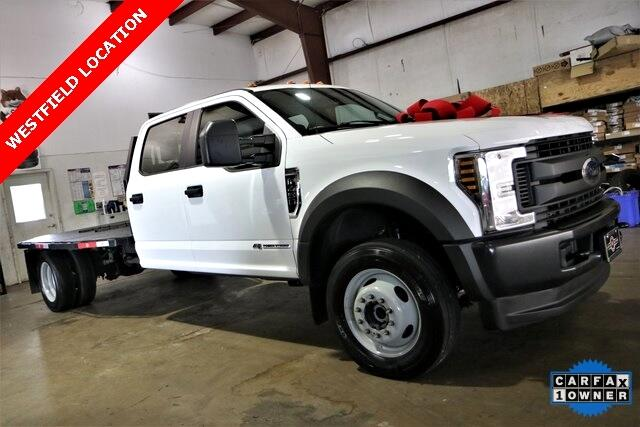 2018 Ford F-450 SD Crew Cab DRW 4WD