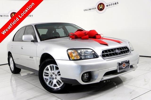 2004 Subaru Outback Limited Sedan