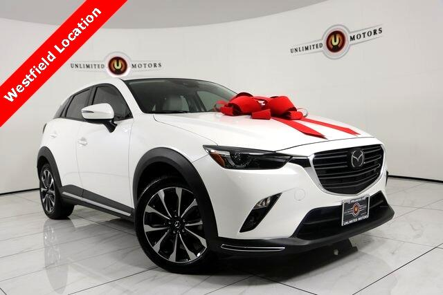 Mazda CX-3 Grand Touring AWD 2019
