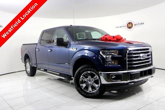 Ford F-150 XLT SuperCrew 6.5-ft. Bed 4WD 2017
