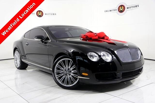 Bentley Continental GT Coupe 2006