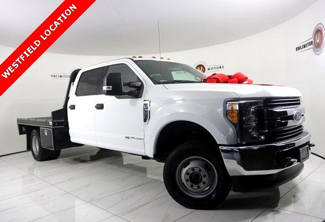Ford F-350 SD XLT Crew Cab Long Bed DRW 4WD 2017