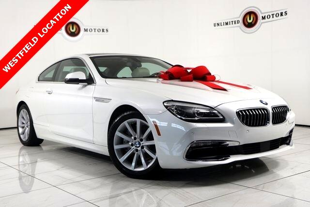 BMW 6-Series 640i Coupe 2017