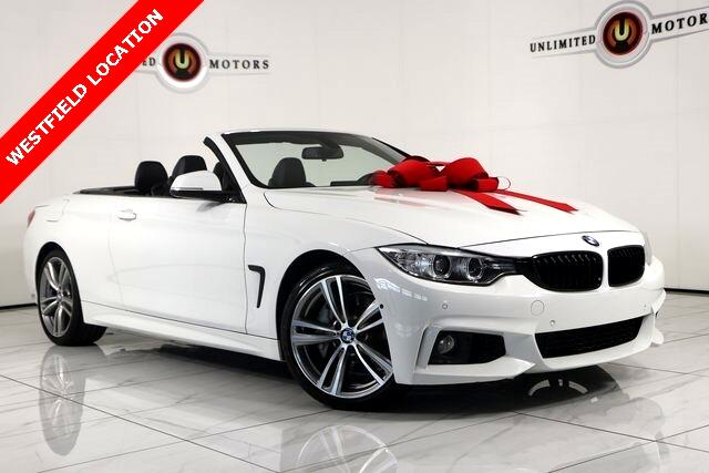 BMW 4-Series 440i convertible 2017