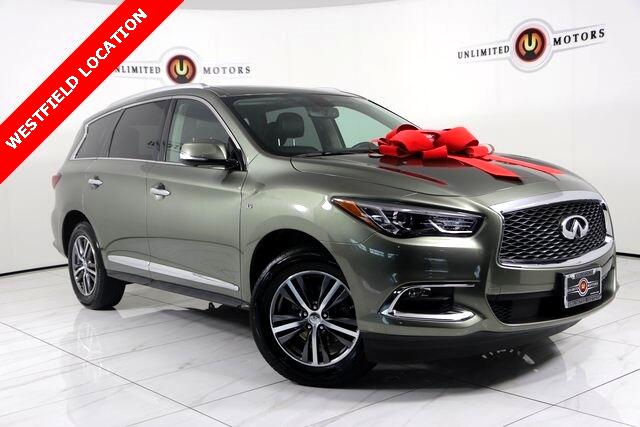 Infiniti QX60 Base AWD 2017