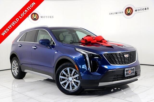Cadillac XT4 Premium Luxury AWD 2019