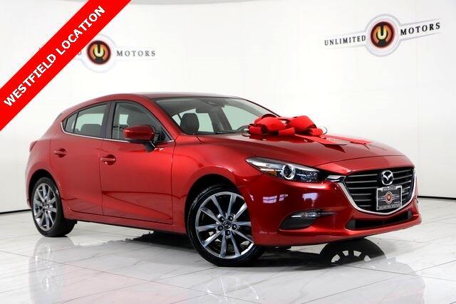 Mazda MAZDA3 s Grand Touring AT 5-Door 2018