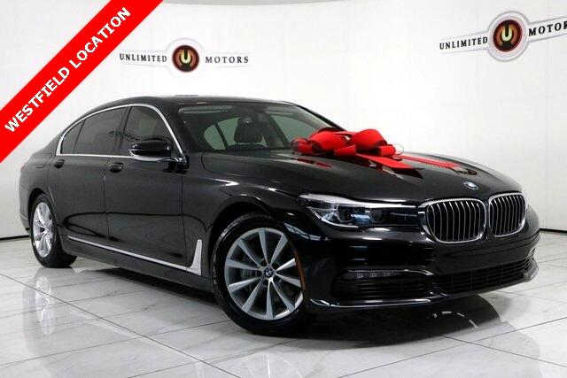 BMW 7-Series 740i xDrive 2018