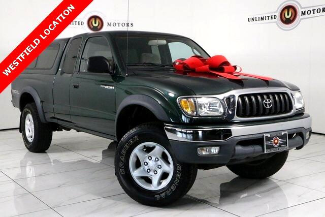 Toyota Tacoma PreRunner Xtracab 2WD 2002