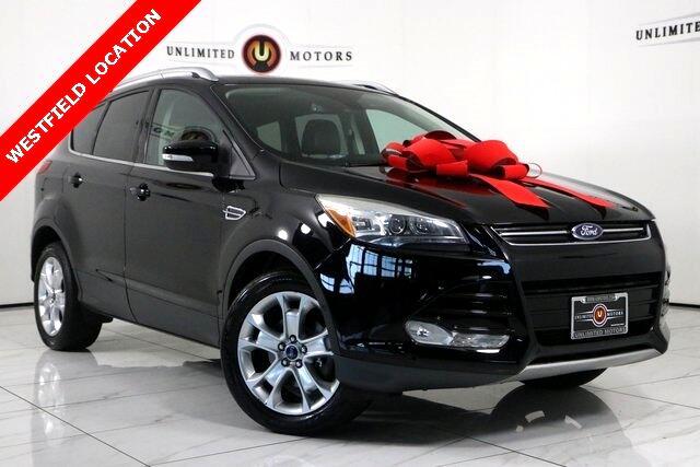 Ford Escape Titanium 4WD 2016