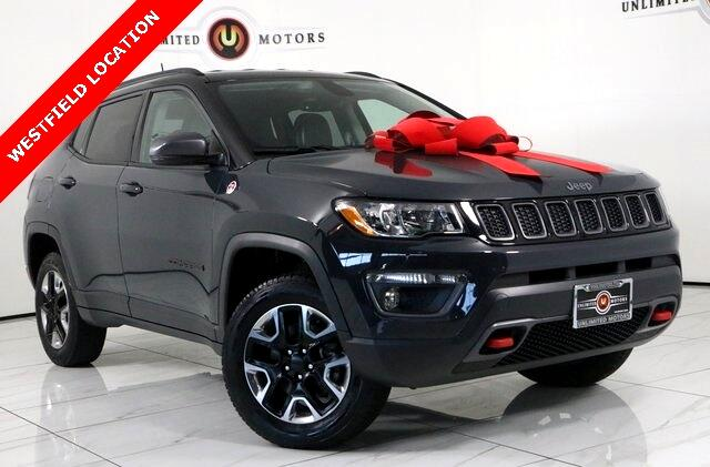 Jeep Compass Limited 4WD 2017