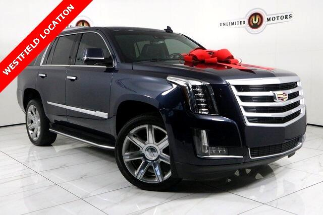 Cadillac Escalade Luxury 4WD 2017