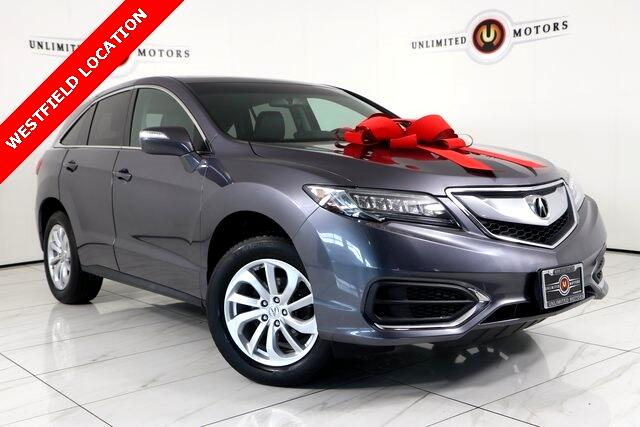 Acura RDX 6-Spd AT AWD w/ Technology Package 2018
