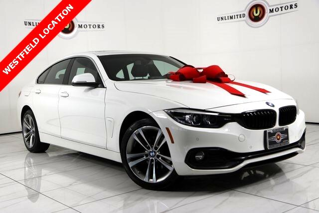 BMW 4-Series Gran Coupe 430i xDrive 2018