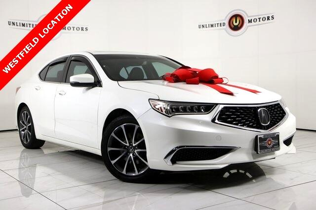 Acura TLX 9-Spd AT 2018