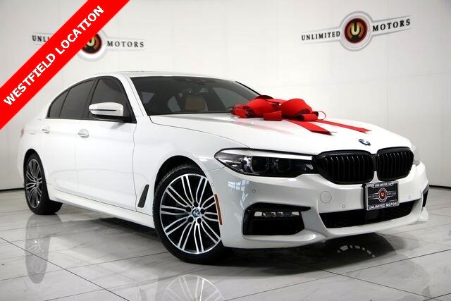 BMW 5-Series 540i xDrive 2018