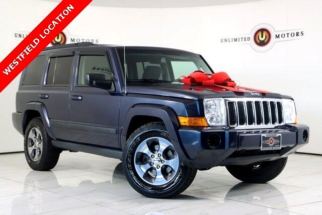 Jeep Commander Sport 4WD 2008