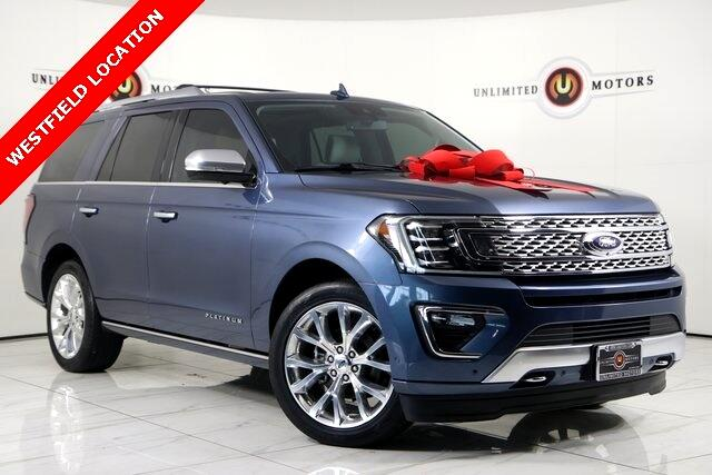 Ford Expedition Platinum 4WD 2018