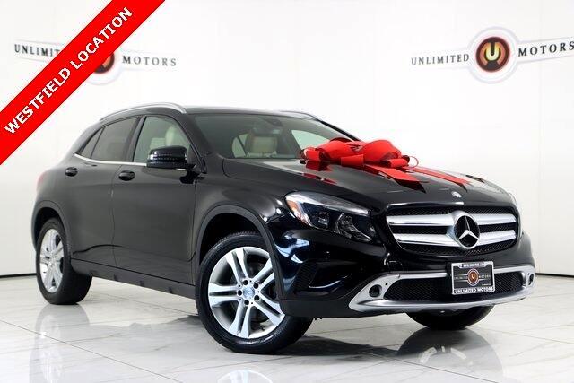 Mercedes-Benz GLA-Class GLA250 2016