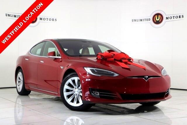 Tesla Model S 2016.5 4dr Sdn RWD 75 2016