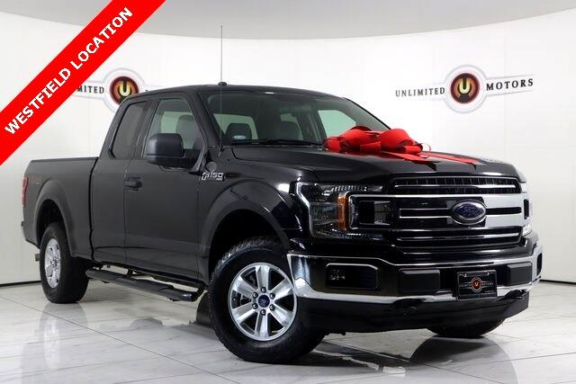 Ford F-150 XLT SuperCab 8-ft. Bed 4WD 2018