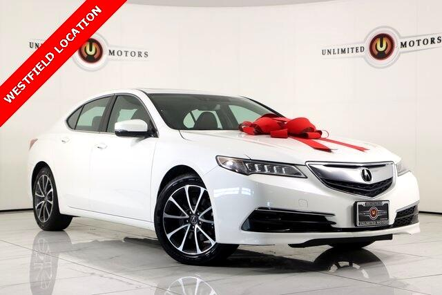 Acura TLX 9-Spd AT SH-AWD w/Technology Package 2016