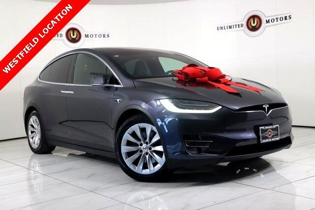 Tesla Model X 100D AWD 2017